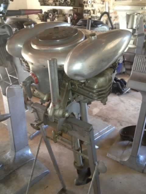 Absolute auction liquidation of bridgeboro marine for Waterwitch outboard motor parts